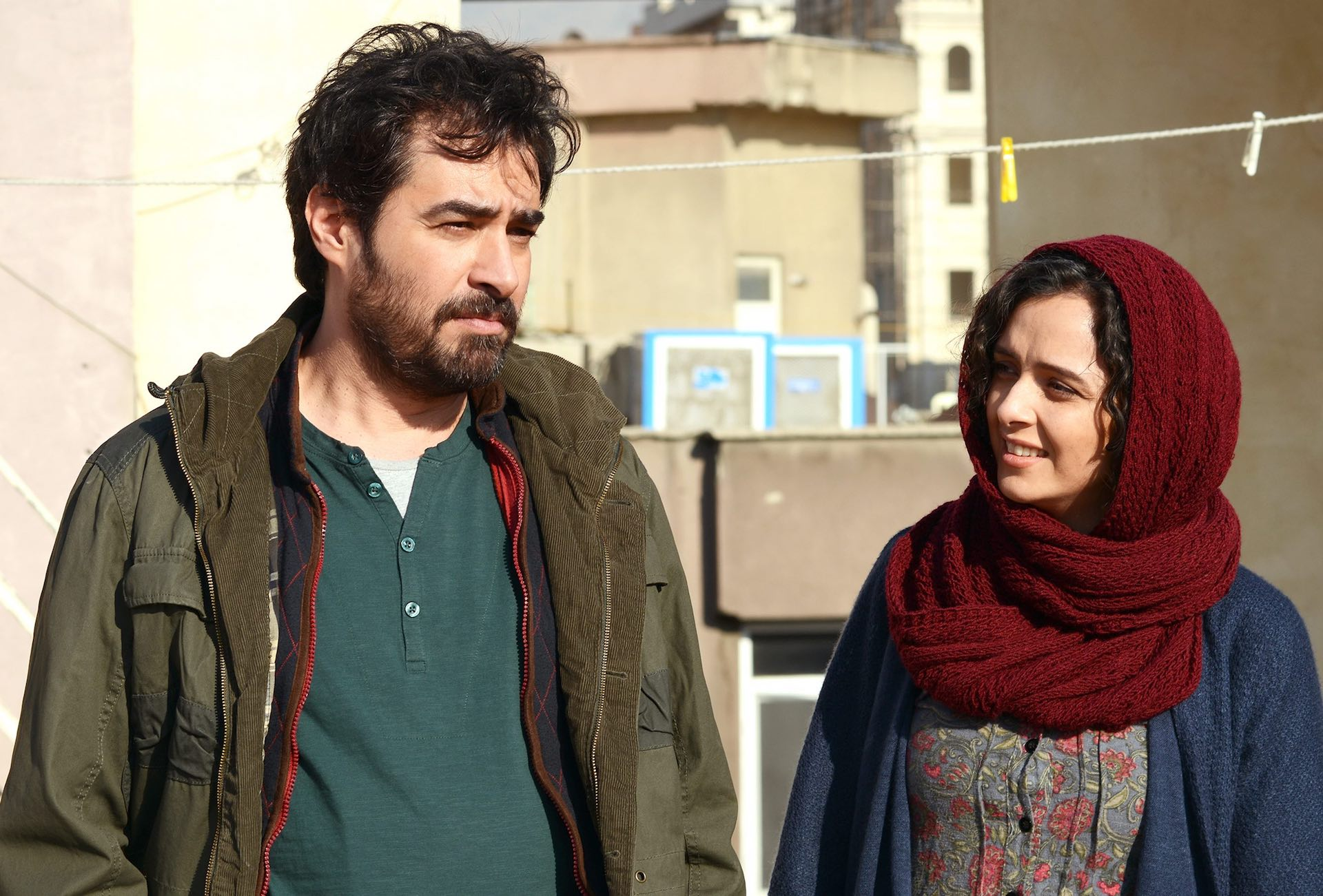 The Salesman Iran/France 2016